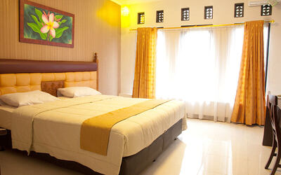 Puncak: 2D1N in Superior Room