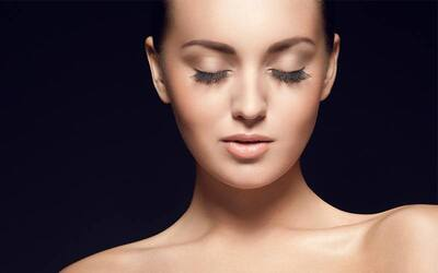 1.5-Hour Eye Treatment + Lash Perming + Brow Shaping for 1 Person