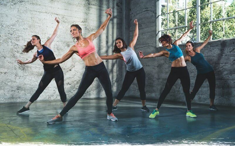 1-Month pass to Jazzercise, Yoga, and Zumba Classes for 1 Person