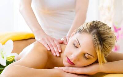 1-Hour Meridian Full Body Massage with Hot Back Treatment for 1 Person