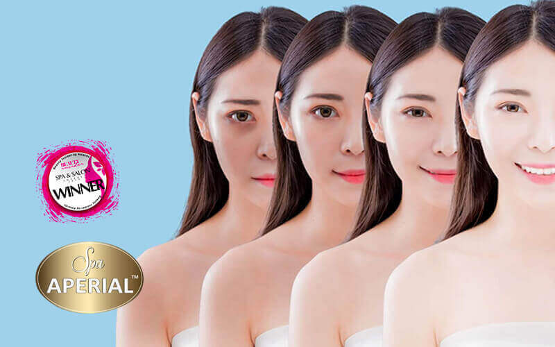 [11.11 Sale] 1.5-Hour Korean Ginseng EGF Collagen / 24K Gold Firming / BB Glow / Herbal Anti-Acne Facial with Caviar Eye Treatment for 1 Person (1 Session)