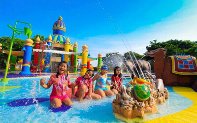 [Weekend] 1x Tiket Masuk Ciputra Waterpark