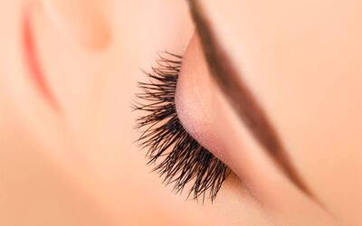 200-Piece 3D Korean Eyelash Extensions for 1 Person