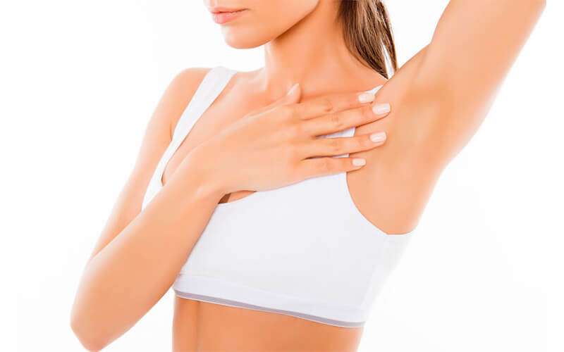 Underarm or Lower Arm Waxing for 1 Person