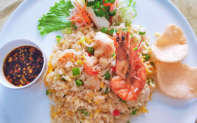 [Buy 1 Get 1] Lavender Chinese Fried Rice
