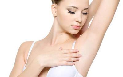 1 x Underarm IPL + Laser Permanent Hair Removal