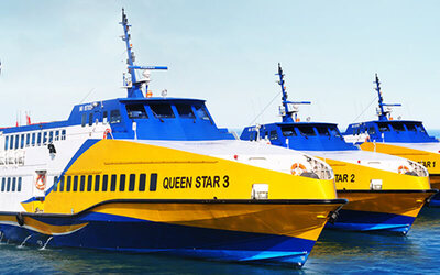 Batam: (Mon - Fri) Return Sindo Ferry Ticket to Batam for 1 Person