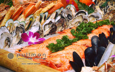 RM100 Cash Voucher for Buffet Dining