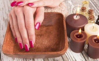 Express Gel Manicure for 1 Person