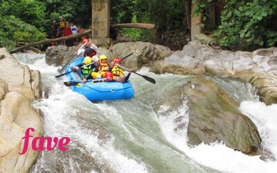 White Water Rafting at Gopeng for 2 People