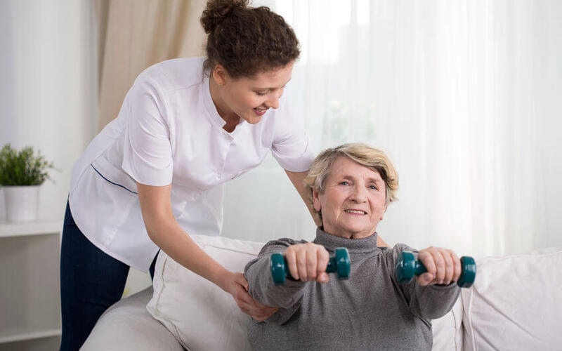 45-Minute Stroke Rehabilitation Treatment for 1 Person