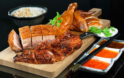 $60 Cash Voucher for Hong Kong Cuisine