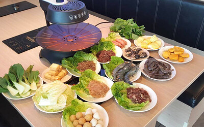 Hotpot Dinner Buffet for 1 Person