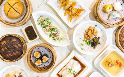 (Tue - Fri) $30 Cash Voucher for Dim Sum