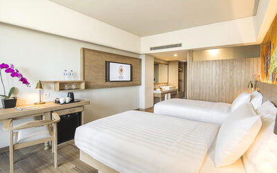 Canggu: 4D3N Superior Room + Breakfast
