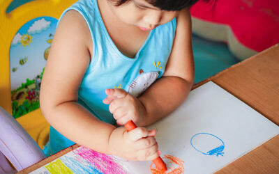 1.5-Hour Storytelling Skills Through Art for 1 Child