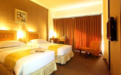 2D1N Stay in Superior Room + Breakfast