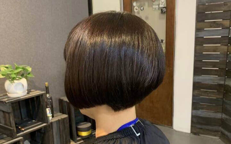 Women's Hair Treatment with Hair Cut, Wash, and Blow for 1 Person