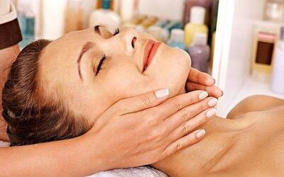 2.5-Hour Immunity Skin Repair Facial and Neck Therapy for 1 Person
