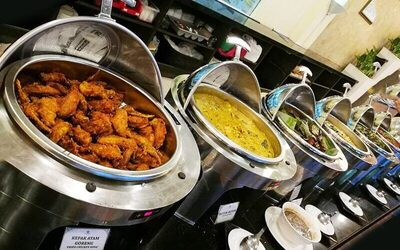 Ramadhan Buffet for 2 People