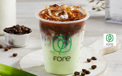 [Buy 1 Get 1] Iced Pandan Latte