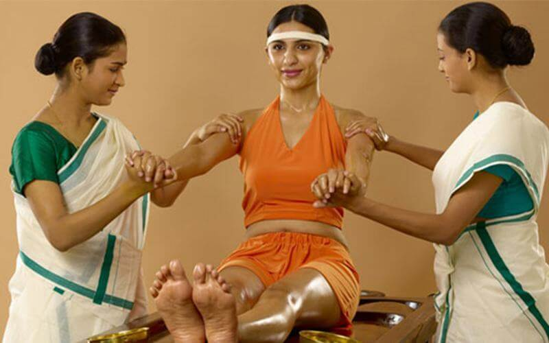 2-Hour Full Body Ayurveda Massage for 2 People