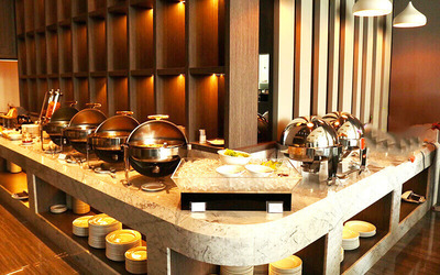 All You Can Eat & Drink Breakfast Buffet
