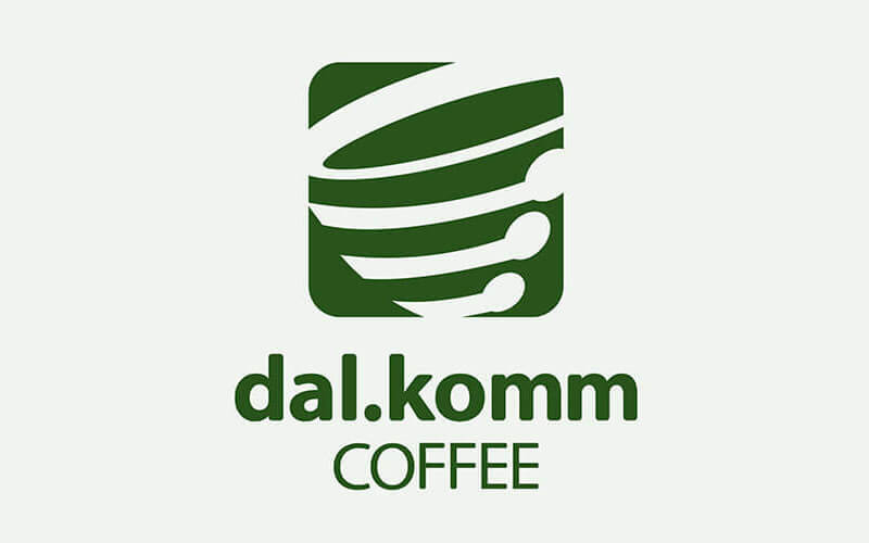 Dal.Komm Coffee featured image.