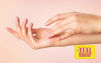 [11.11] Express Manicure for 1 Person