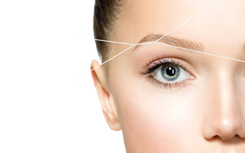 Full Face Threading for 1 Person