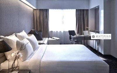 Pullman Jakarta Thamrin: 2D1N Superior Room + Breakfast (Weekend: Friday - Sunday)