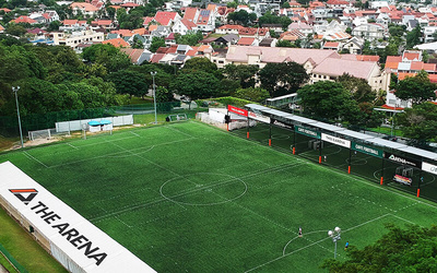 Off-Peak 2-Hour 5-A-Side Futsal Pitch Rental