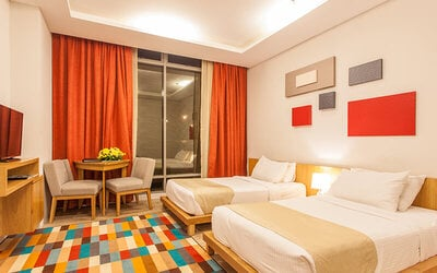 Ipoh: 2D1N Stay at Deluxe Room with Admission to Movie Animation Park Studio (MAPS) for 2 People