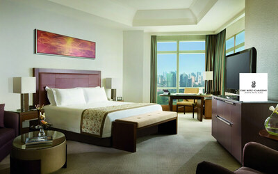 The Ritz-Carlton Pacific Place: 2D1N in Deluxe Room + Breakfast