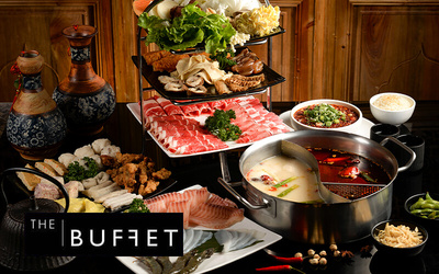 (Mon - Thu) Seafood Steamboat Dinner Buffet for 1 Child