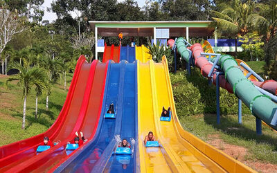 (Tue - Fri) 1-Day Pass to Melaka Wonderland for 1 Adult