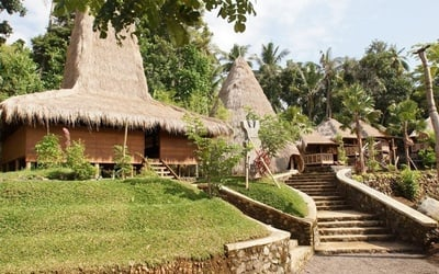 Gianyar: Entrance Ticket For 1 Person (Children)