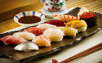 $100 Cash Voucher for Japanese Cuisine