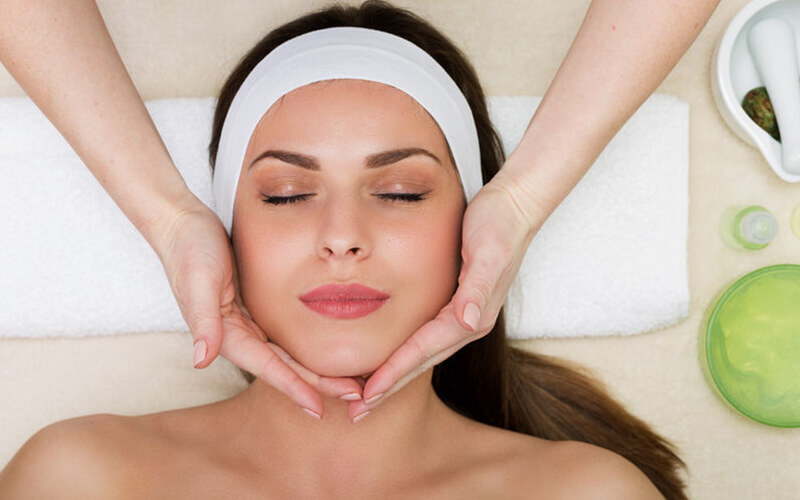 Cold Hammer Facial with Double Mask for 1 Person