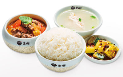 3-Course Chinese Meal with Drink for 1 Person