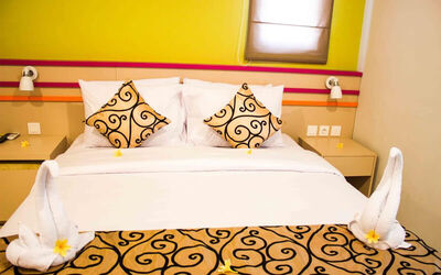 4D3N in Superior Double Or Twin Room + Breakfast