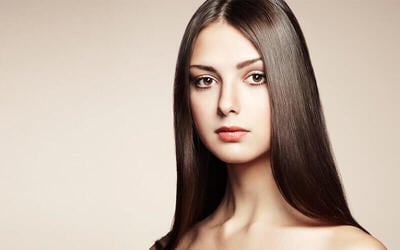 [Presale] Hair Straightening Chemical Treatment with Collagen and Hydrating Medicare + Wash and Blow for 1 Person
