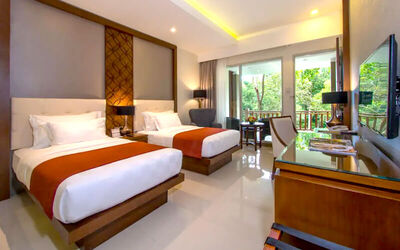 Magelang: 2D1N in New Executive Room + Breakfast