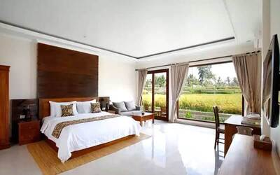 Ubud: 3D2N in Deluxe Room + Breakfast + 1x Afternoon Tea