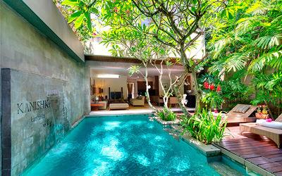 Bali: 3D2N Stay in 1-Bedroom Pool Villa with Breakfast for 2 People