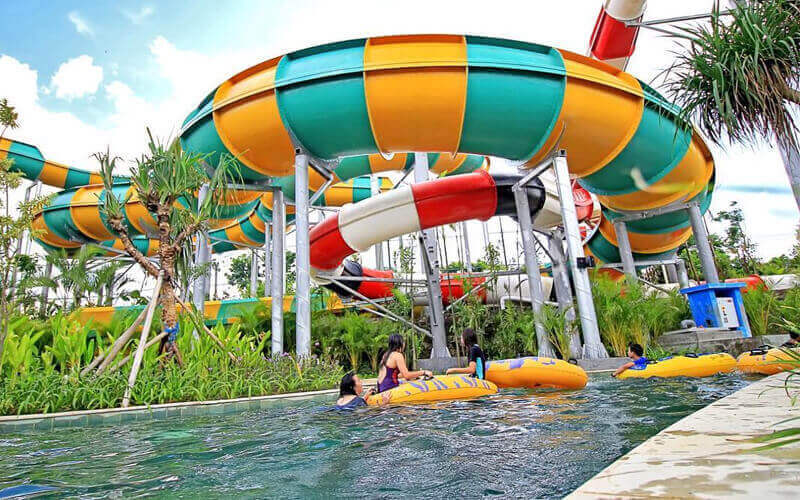 [Weekdays] 1 Tiket Masuk Jogja Bay Waterpark
