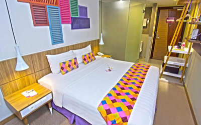 Yogyakarta: 4D3N Superior Room (Room Only)