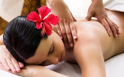 2-Hour Back & Stomach Bekam Cupping Therapy + Bamboo Lymphatic Drainage Massage for 2 People
