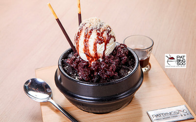 [FLASH SALE] [#FaveDessert] Special Patbingsoo for 1 Pax