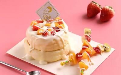 Ipoh: One (1) Souffle Pancake